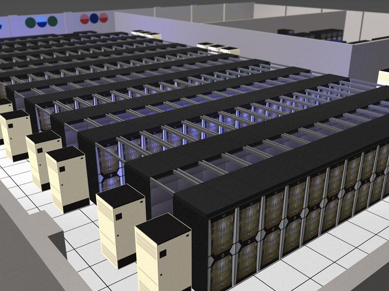 La NSA desarrolla grosa y poderosa Computadora