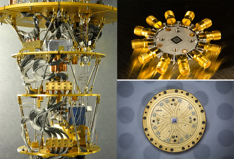 NASA@SC17: Quantum Computing Research at NASA