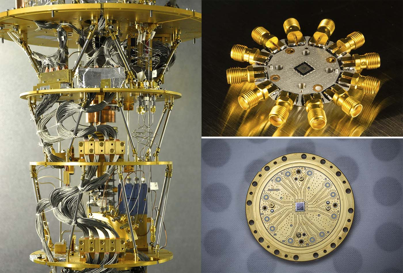 NASA@SC18: An Exciting Year in Quantum Computing Research at